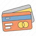 atm, business, card, finance, money icon
