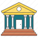 bank, business, cash, finance, money icon