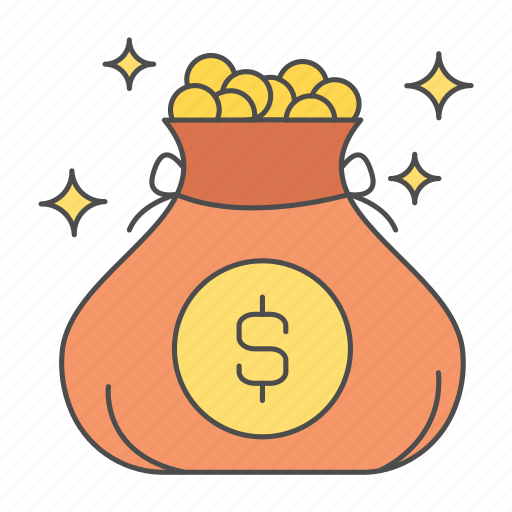 Bag, business, cash, finance, money icon - Download on Iconfinder