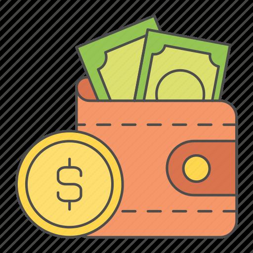 Business, cash, finance, money, wallet icon - Download on Iconfinder