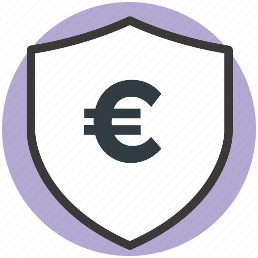 business safe, economy security, protect shield, protection, security shield icon