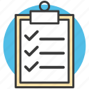 feed, checklist, list, appointment, newsfeed icon