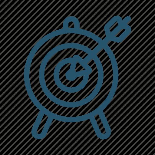 ceo, dart, focus, sport, target icon icon icon