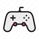 controller, game, joypad, joystick icon icon