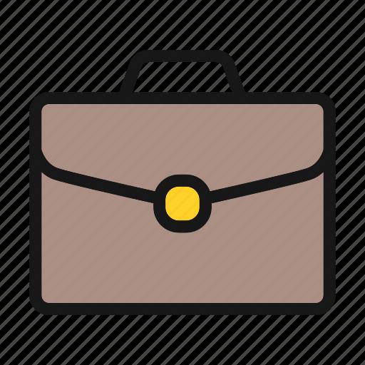 briefcase, business, ceo, office, portfolio icon icon