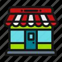 market, marketplace, shop, store