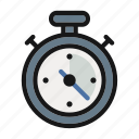 ceo, clock, time, timer, watch icon icon