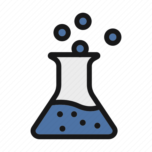 analysis, lab, test, tube icon icon