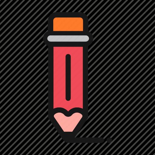 edit, pencil, write, writing icon icon
