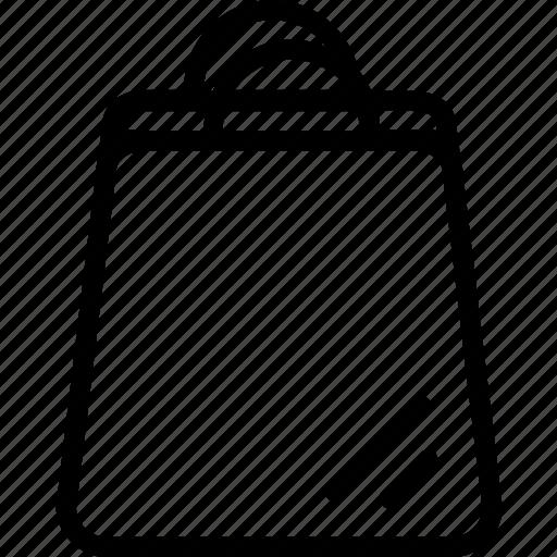bag, container, shop icon