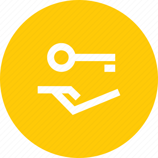 authentication, authority, key, password, permission, receive, support icon