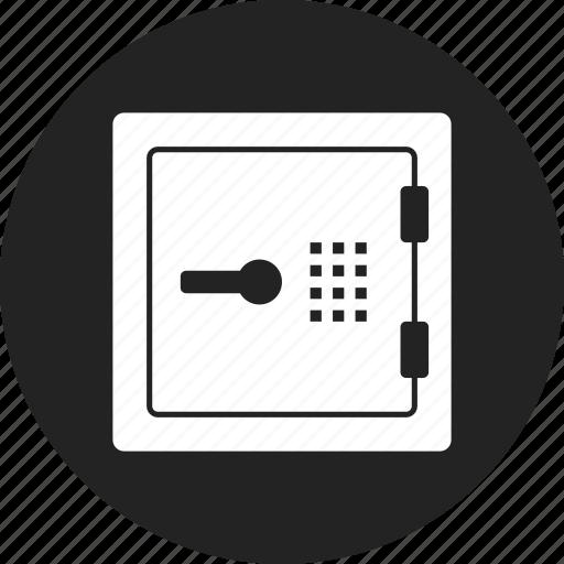 deposit, safe, savings icon