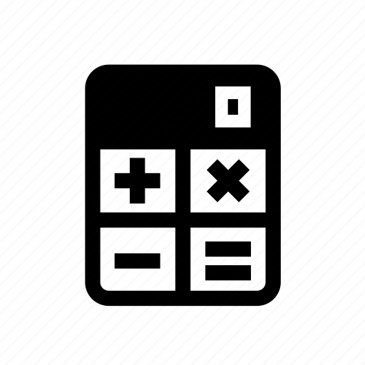 accounting, calculation, calculator, calculator005, finance, math icon