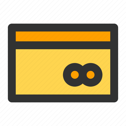 card, credit, debit, finance, payment icon