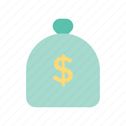 coin, dollar, finance icon