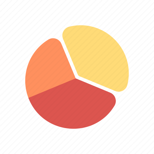 chart, finance, pie chart icon