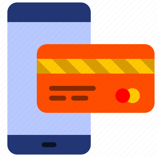 buy, card, credit, finance, mobile, payment, shop icon