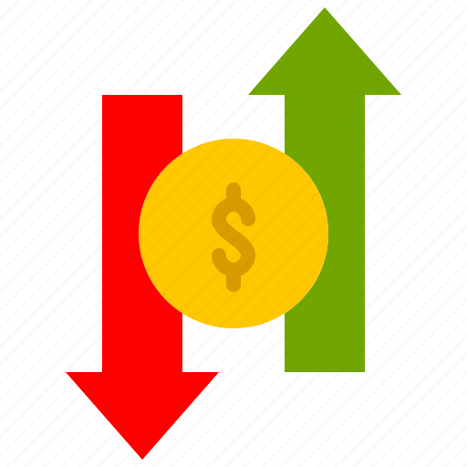 coin, currency, exchange, finance, money, price, value icon