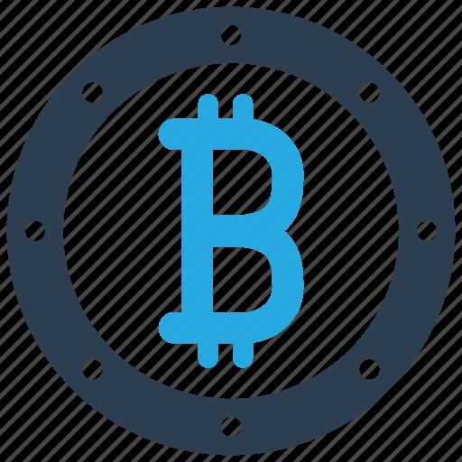 bitcoin, coin, crypto, cryptocurrency icon