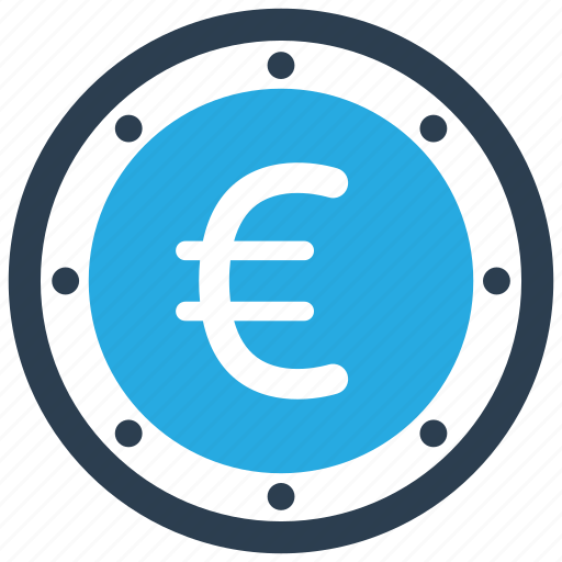 Euro, coin, money icon - Download on Iconfinder