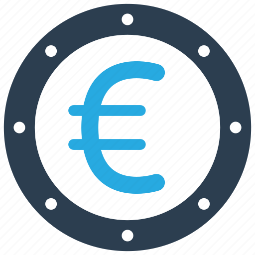 Euro, coin, currency icon - Download on Iconfinder