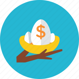 money, nest icon