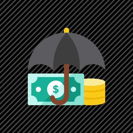 money, protect icon