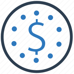 coin, money, payment, savings, stack icon