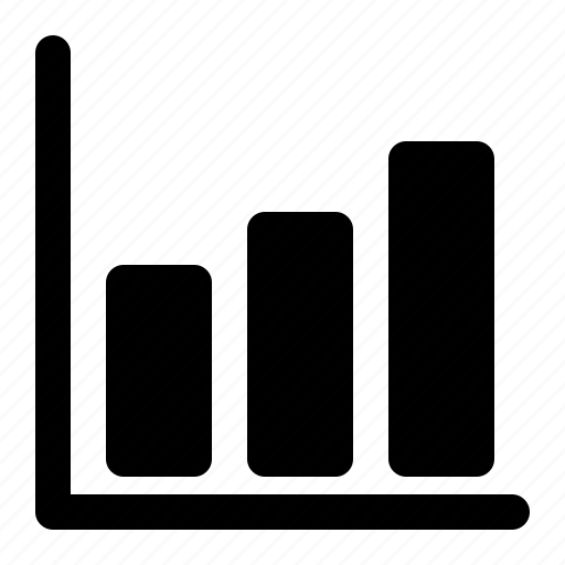bar, chart, economic, finance, graph icon