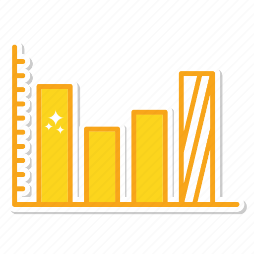 bar, business, diagram, statistics icon