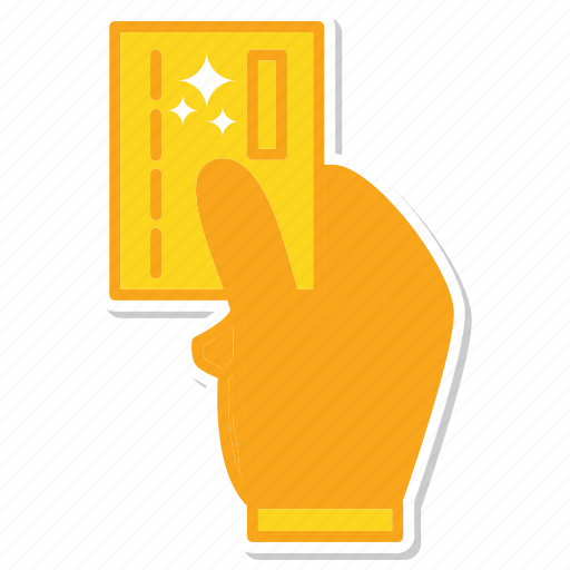 buy, card, finance, hand, payment, shop icon