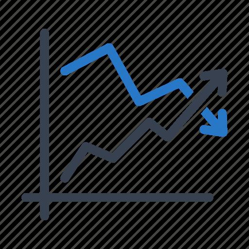 analysis, chart, data, graph, report icon