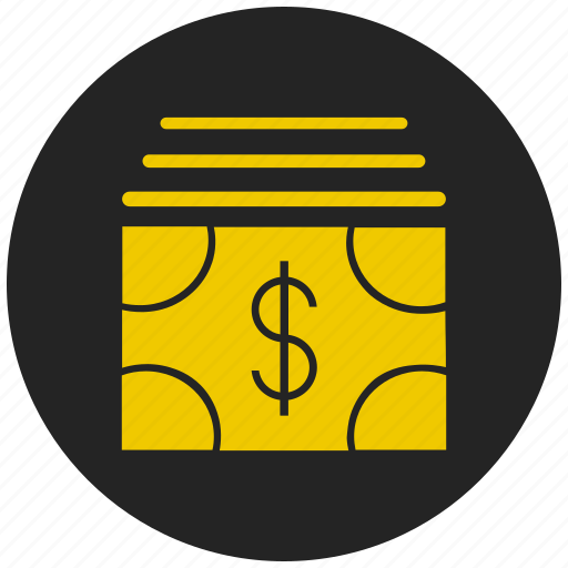 amount, bank, cash, currency, dollar, finance, money icon
