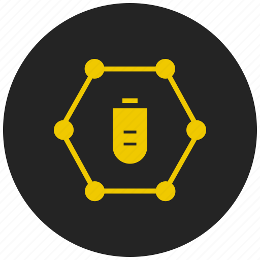data transfer, pendrive, share, storage, usb icon