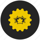 award, badge, premium, prize, rating, star, win icon