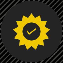 checkbox, choice, task, task accomplished, task completed, tasklist, to do list icon