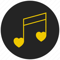 entertainment, favorite song, multimedia, music symbol, musical notation, musical note, sound icon