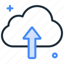 cloud, cloud computing, cloud storage, computing, drive, storage icon