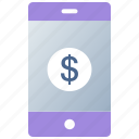 internet banking, mobile, mobile banking, mobile transfer, online banking icon