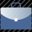 briefcase, business, corporate, job, office, portfolio icon
