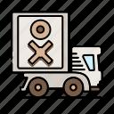 car, collector, finance, money icon