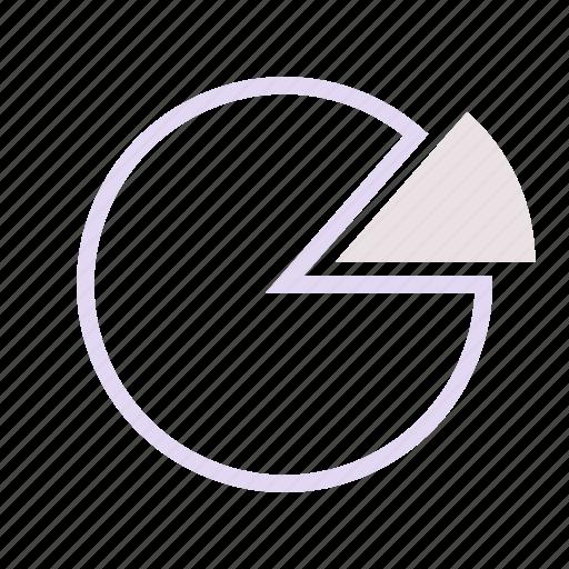 business, chart, persentation, piechart icon