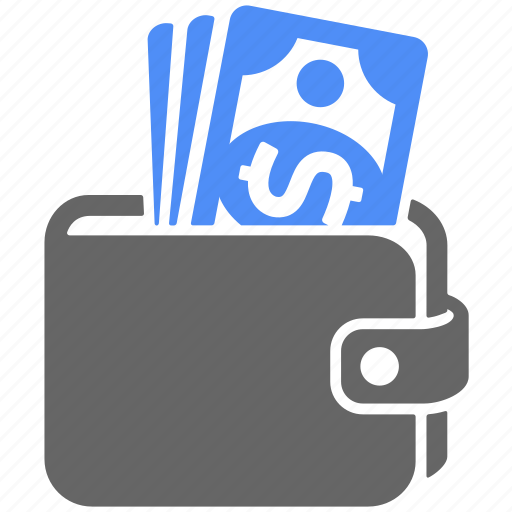 business, cash, dollar, finance, money, payment, wallet icon