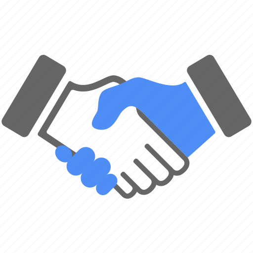 agreement, business, deal, finance, handshake icon