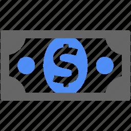 cash, dollar, finance, money, usd icon