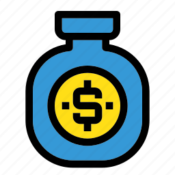 bag, business, financial, money, payment, saving icon