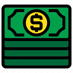 bank, business, financial, money, payment icon