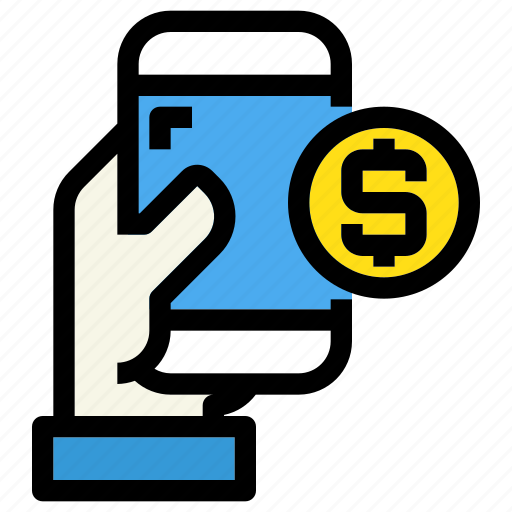 business, ecommerce, financial, online, payment icon