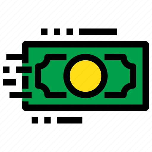 business, cash, financial, payment icon