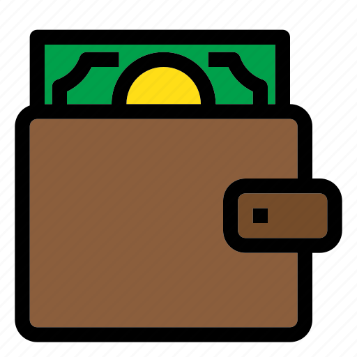 banking, business, finance, financial, payment, wallet icon